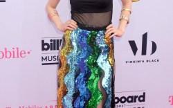 Sheer Is Trending at the 2017 Billboard Music Awards