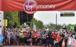 The London Marathon Will Soon Have