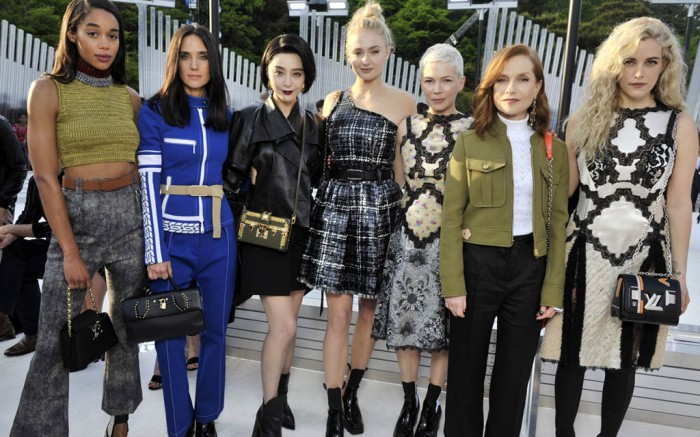 louis-vuitton-cruise-collection-2018-front-row-celebrities-1-jennifer-connelly-sophie-turner-feature
