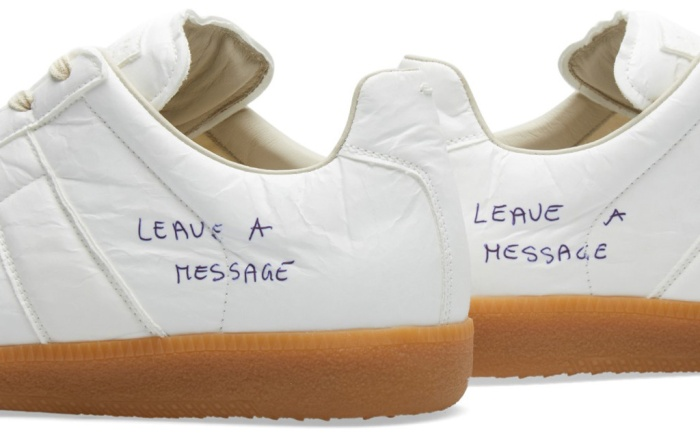 Maison Margiela 22 Replica Low Message