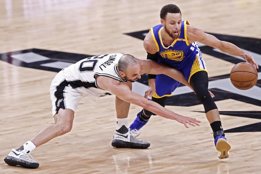 Manu Ginobili San Antonio Spurs Nike Zoom KD 9 Oreo