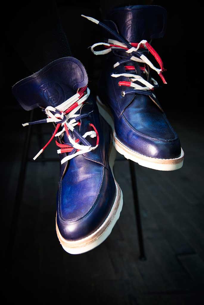 Esquivel Shoes x PSG.