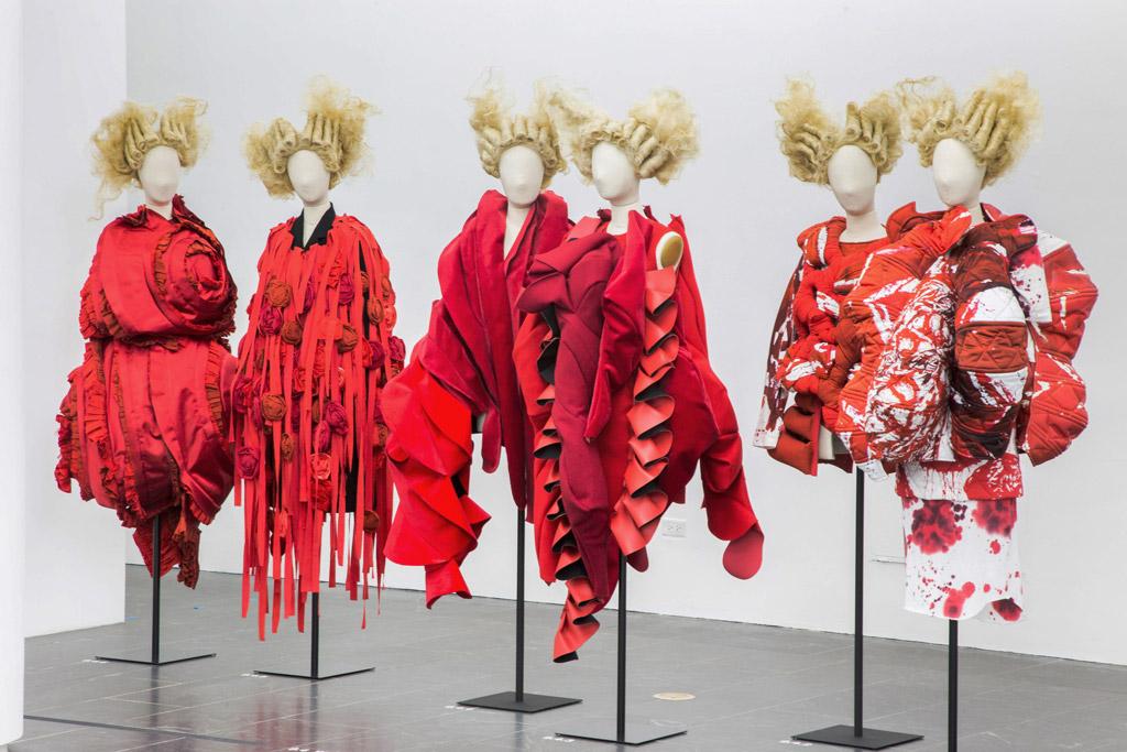 Rei Kawakubo/Comme des Garçons: Art of the In-Between Exhibition