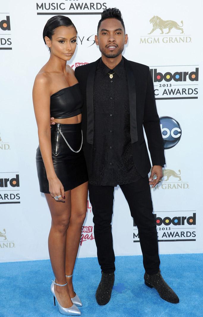 2013 Billboard Music Awards, miguel, boots, bbmas