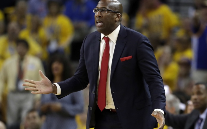 Mike Brown Golden State Warriors