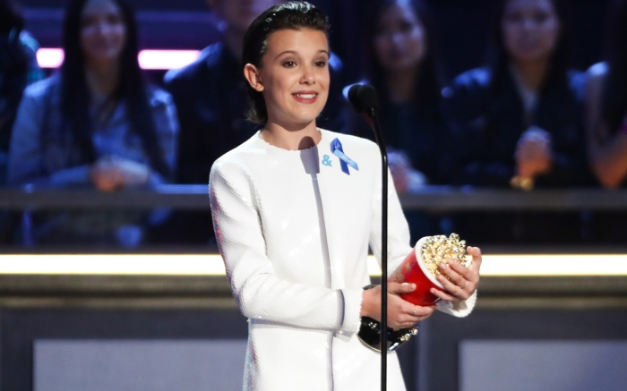 Millie Bobby Brown Outfit MTV Awards
