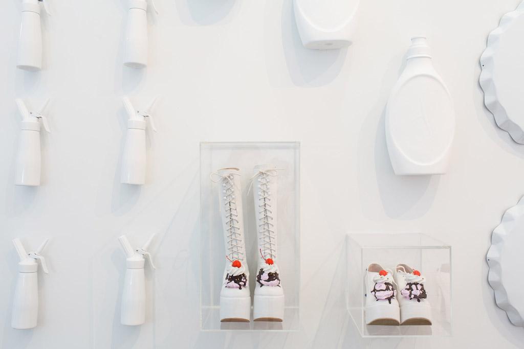 Museum of Ice Cream sneakers