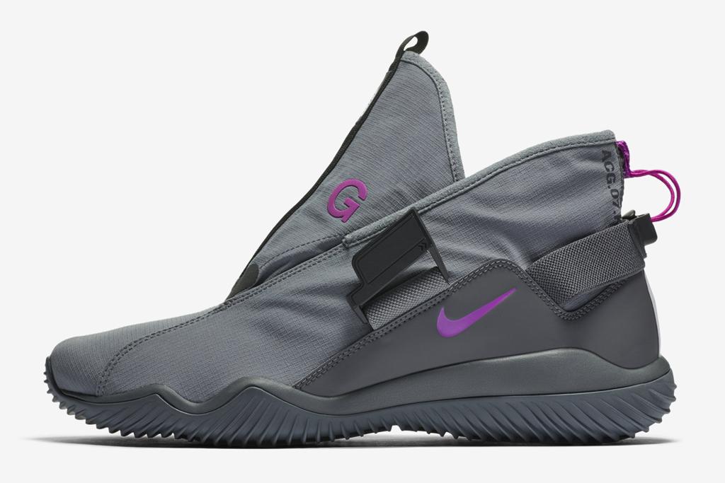 NikeLab ACG 07 KMTR Cool Gray