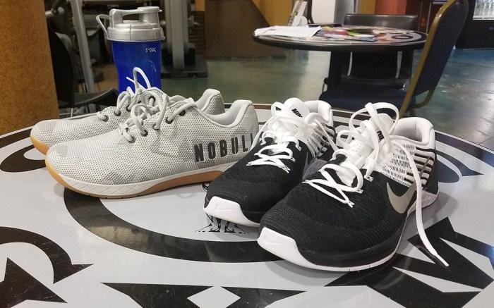 Nobull White Camo Trainer Nike Metcon DSX Flyknit