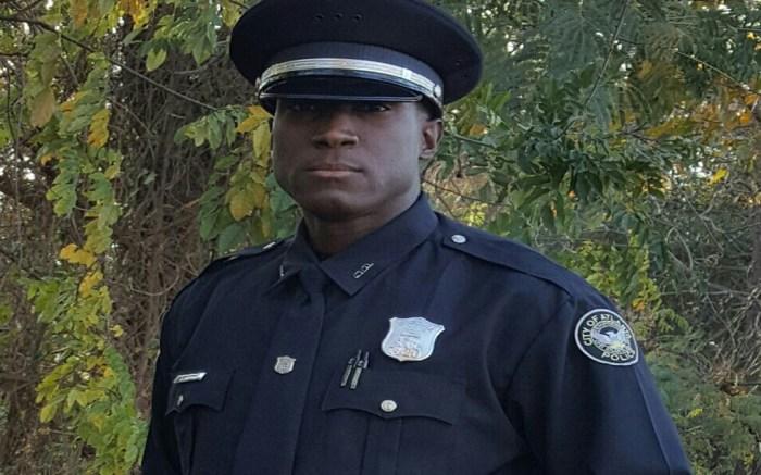 Officer Che Milton