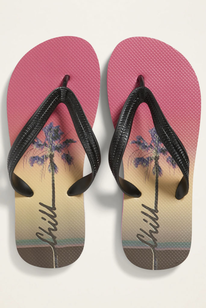 Old Navy, boys flipflop