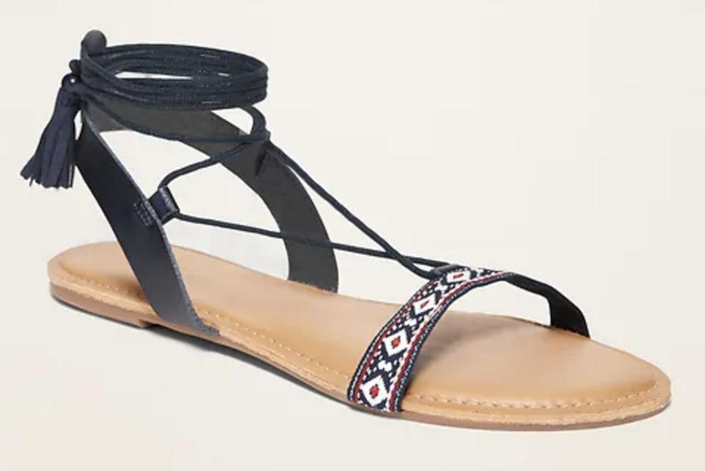 old navy, sandals