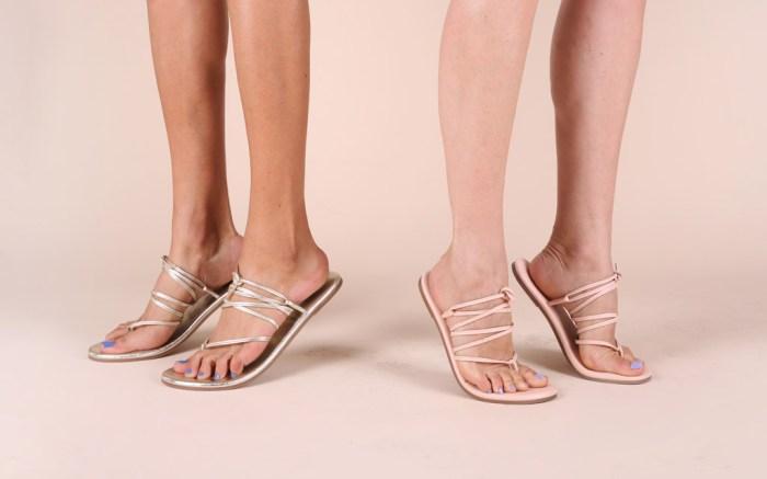 olive & june, pedicure, sandals, nail salon, feet