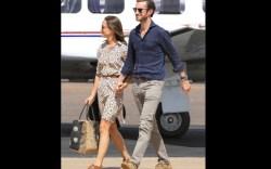 Pippa Middleton & James Matthews' Honeymoon