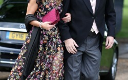 Pippa Middleton's Wedding Guest Style: Hats & Heels