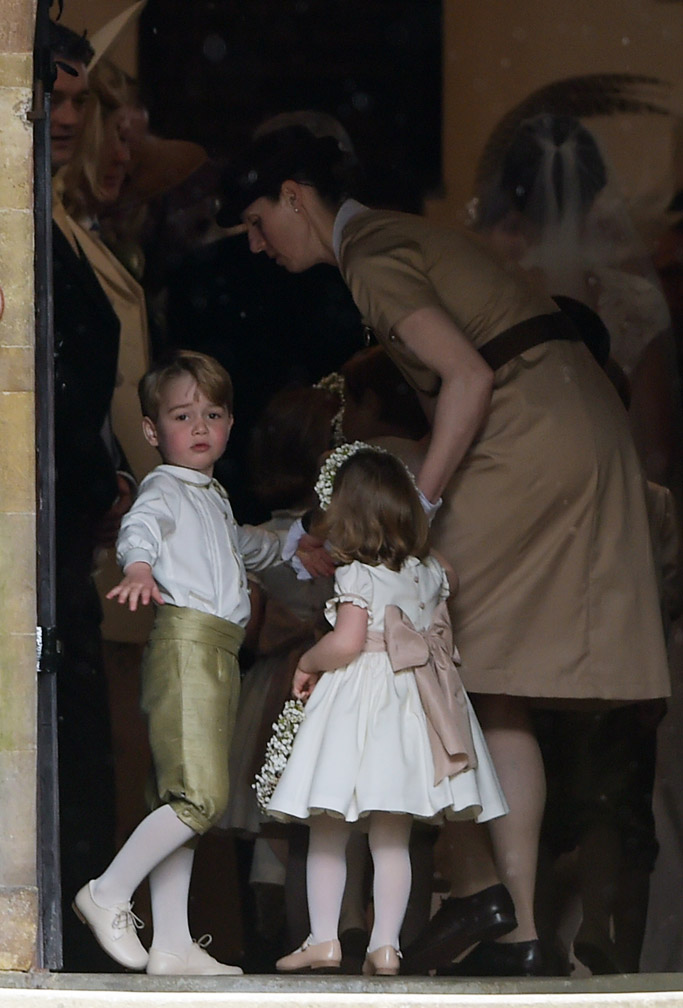 princess charlotte, pippa middleton wedding, kate middleton, prince george