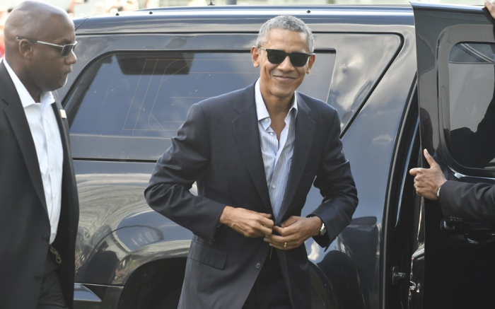 President Obama Milan