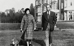 Queen Elizabeth and Prince Philip's Top