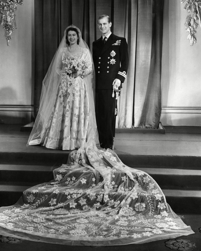 Queen Elizabeth II Prince Philip Photos