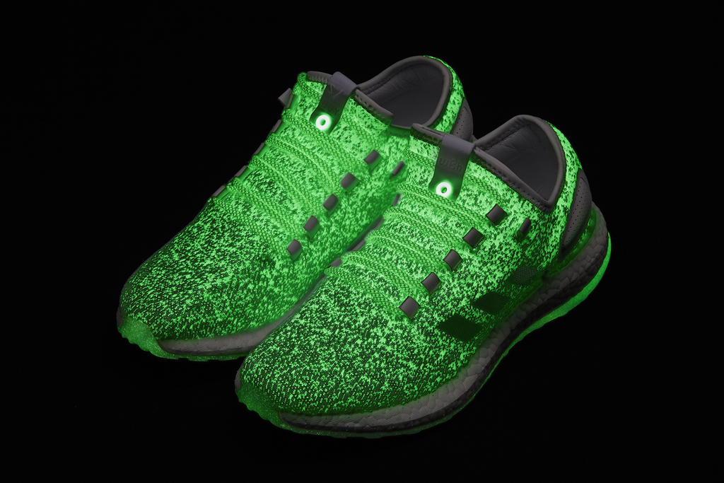 Adidas Is Releasing These Glow-in-the-Dark Boost Shoes on May 13 ...