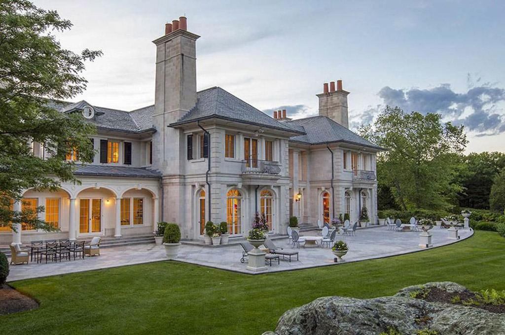 Reebok founder Paul Fireman home expensive