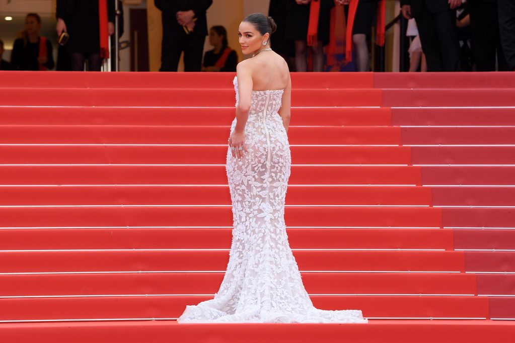 Olivia Culpo'Sibyl' premiere, 72nd Cannes Film Festival, France - 24 May 2019