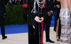 Boots at the 2017 Met Gala