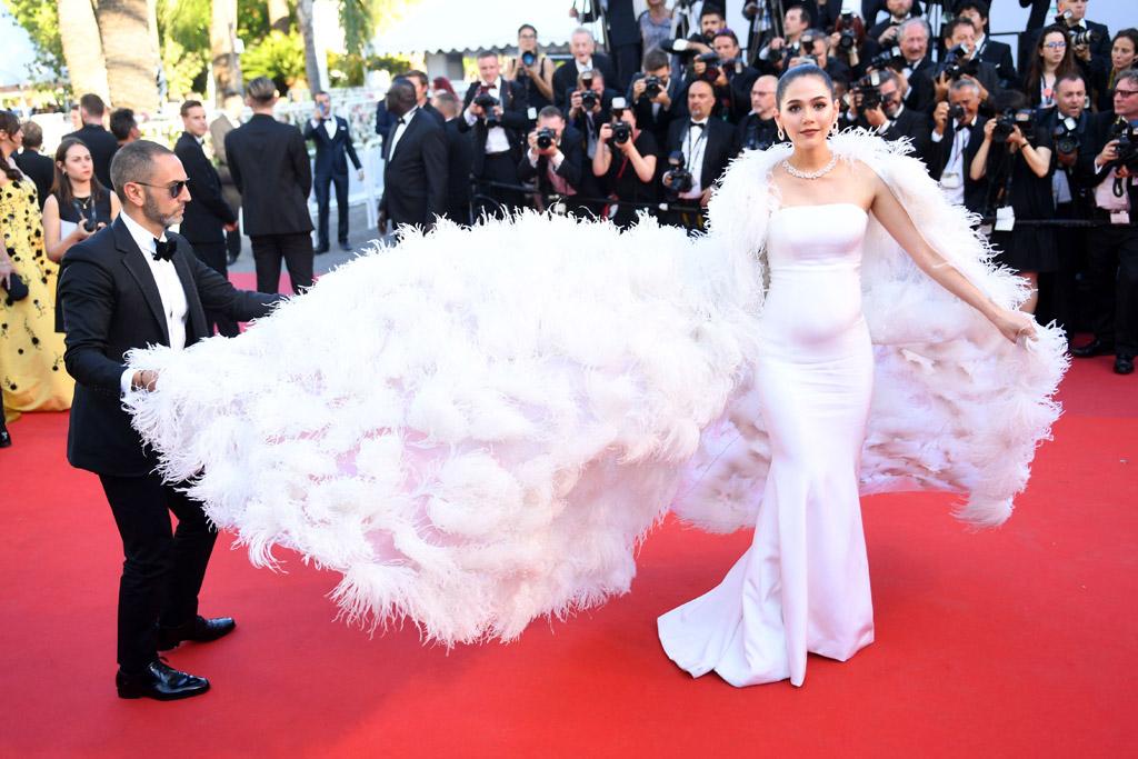 2017 Cannes Film Festival Chompoo Araya