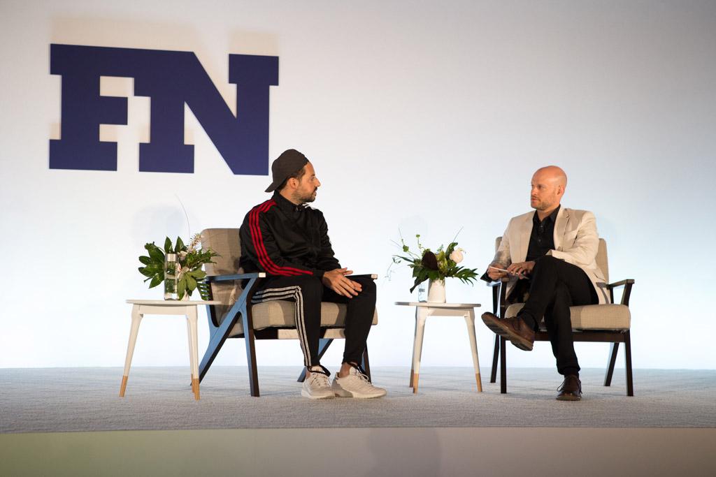 Ronnie Fieg, Kith, FN Summit