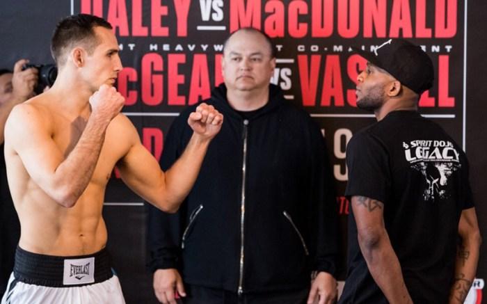 Rory MacDonald Paul Daley Bellator MMA