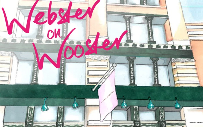 Sophia Webster Wooster Street pop-up