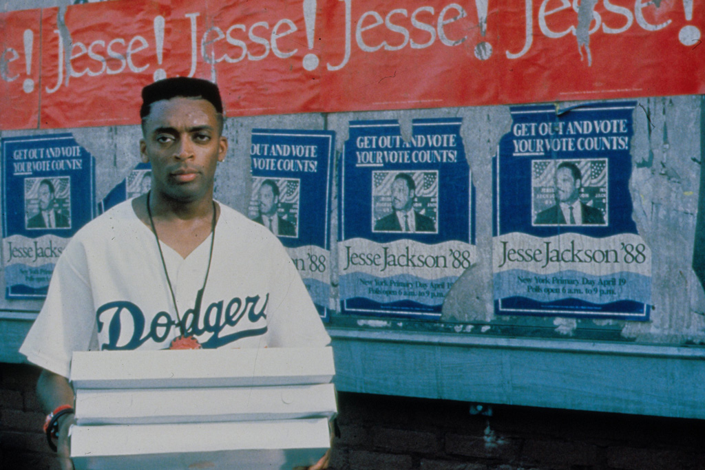 Spike Lee in 'Do the Right Thing'