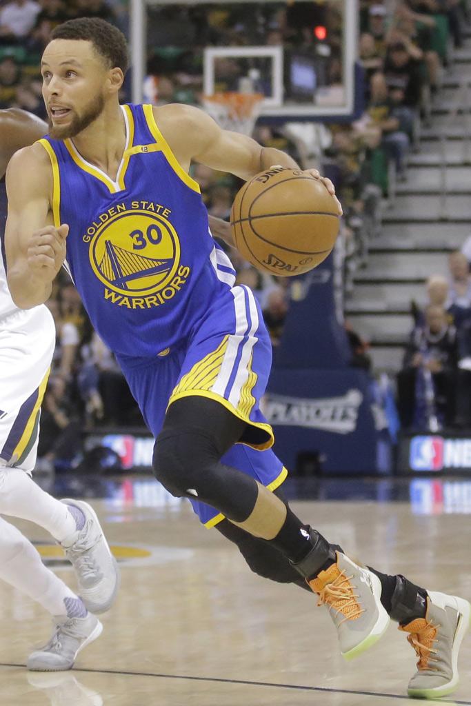Steph Curry NBA Playoffs