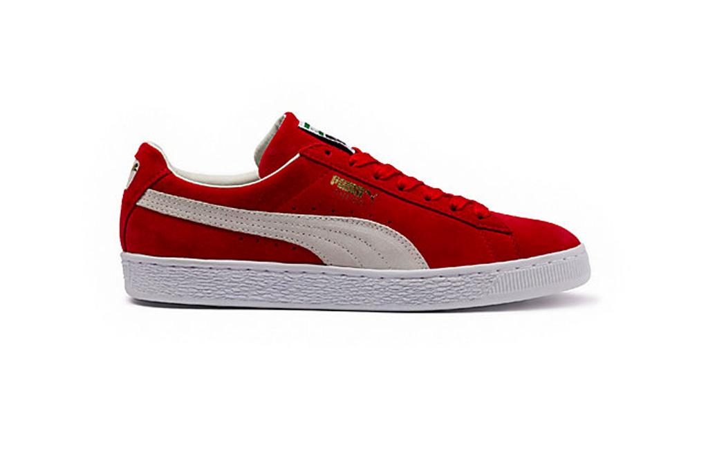 Suede Super Puma Sneakers