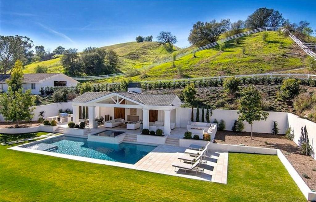the weeknd, house, hidden hills, real estate