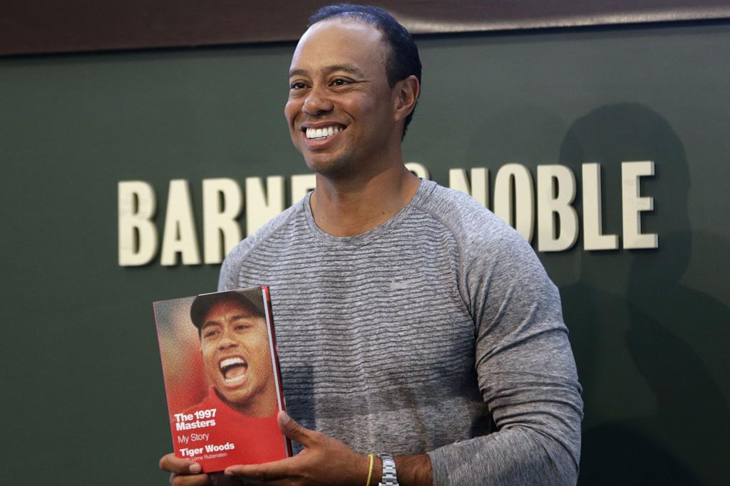 Tiger Woods Nike Golf Barnes & Noble