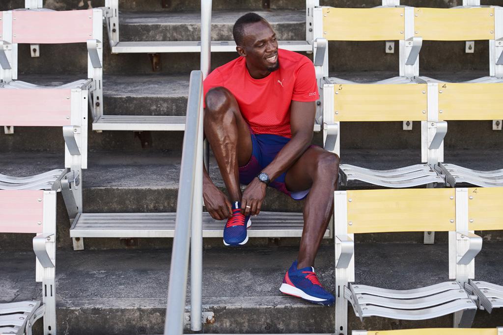 Usain Bolt Puma Netfit