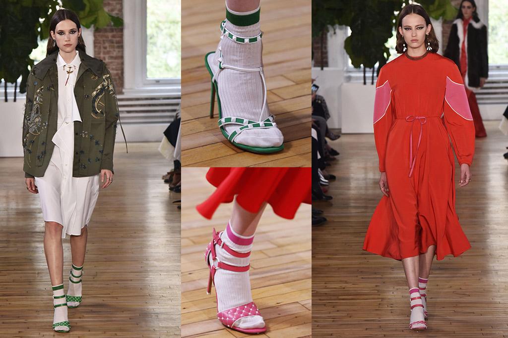 socks sandals trend