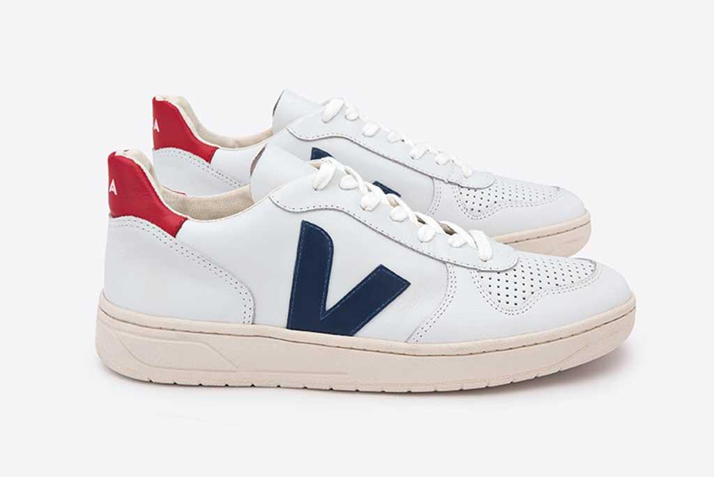 Veja V10 sneaker.