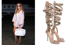 Jennifer Lopez Style: Giuseppe Zanotti