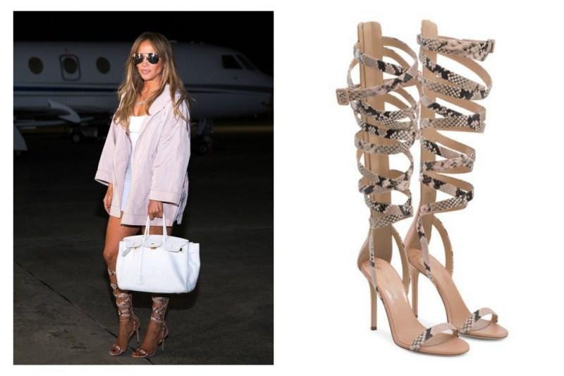 Jennifer Lopez S Hot Shoe Styles You Can Shop Now Photos Medinatheatre News