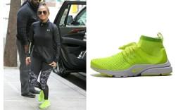Jennifer Lopez Style: Nike