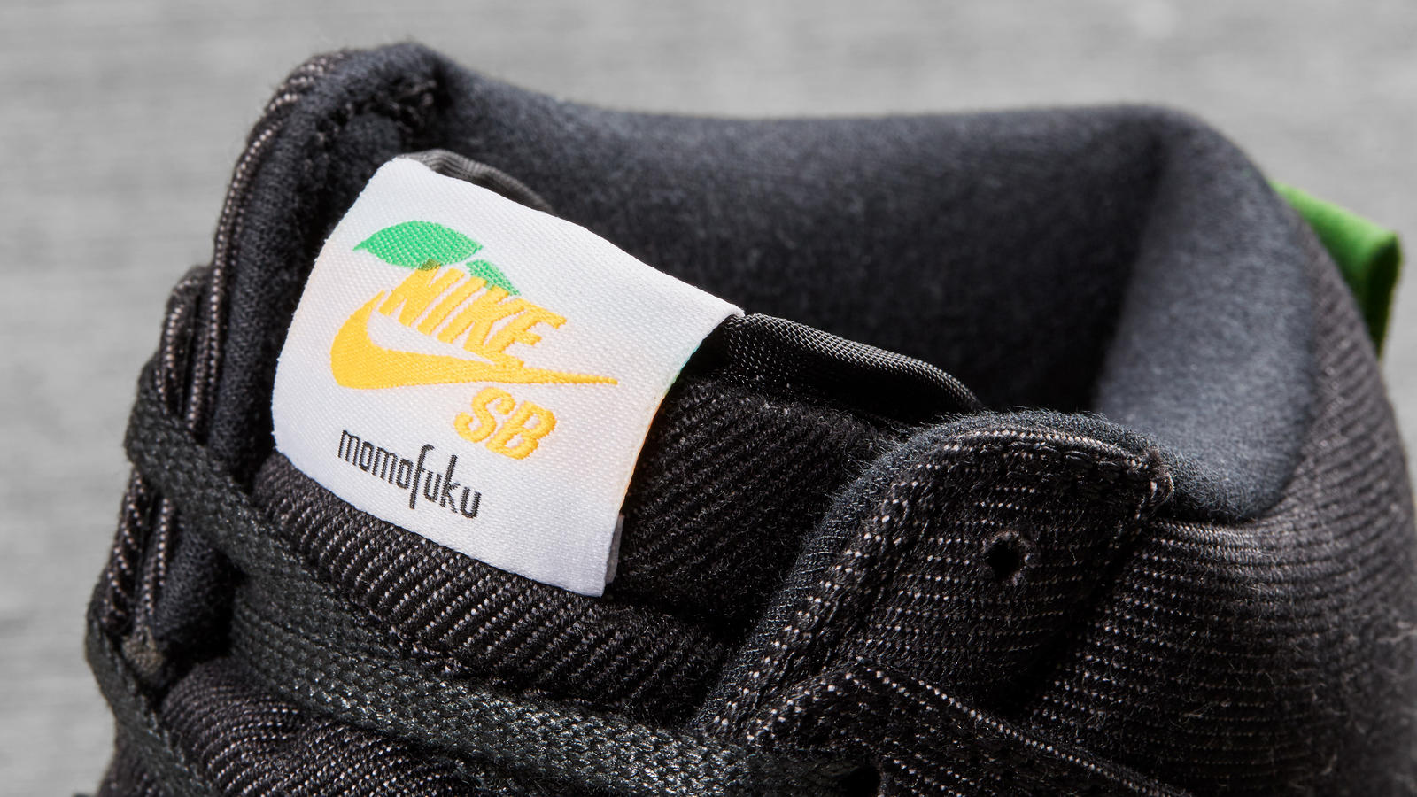 """Chef David Chang partnered with Nike to release Nike SB Dunk High Pro """"Momofuku"""" inspired by kitchen attire"""