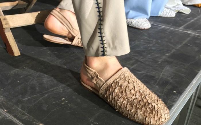 acne spring 2018, paris men's fashion week