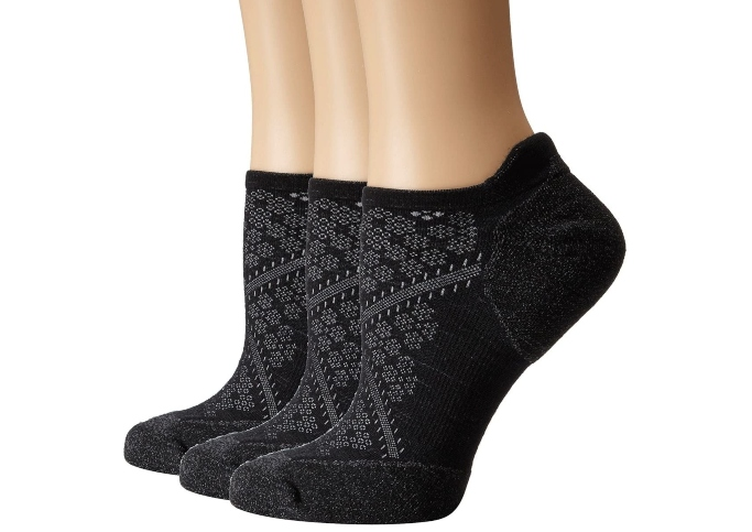 Smartwool PhD Run Elite Micro 3-Pack, running socks