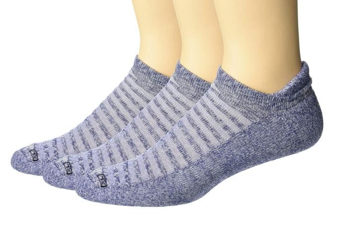 Drymax Running Lite Mesh No Show Tab 3-Pack, running socks