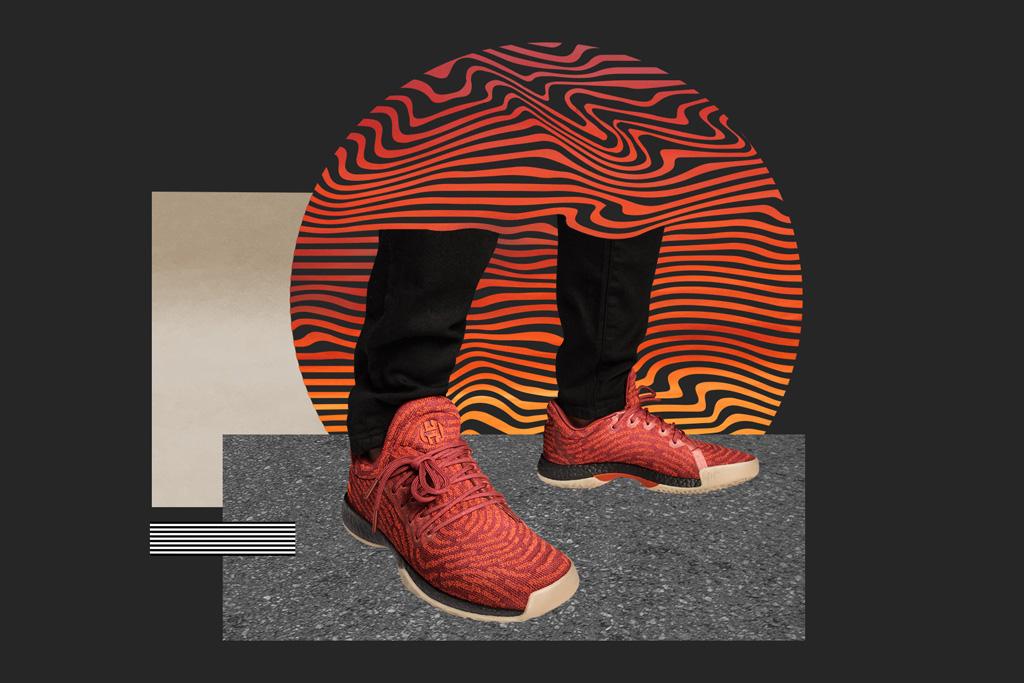 Adidas Harden LS Fast Life