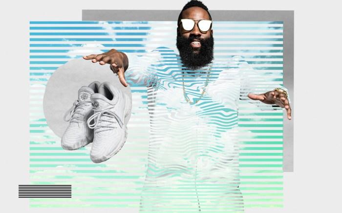 Adidas Harden LS LA Life NBA Basketball James Harden