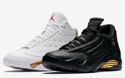Air Jordan 13/14 DMP Finals Pack