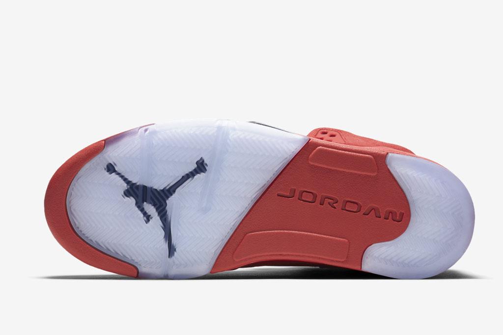Air Jordan 5 Flight Suit